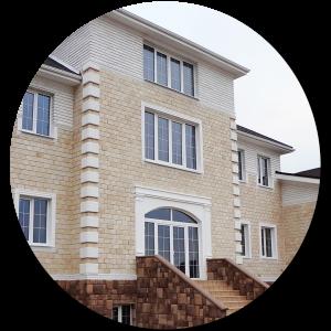 Архитектурные элементы из декоративного бетона